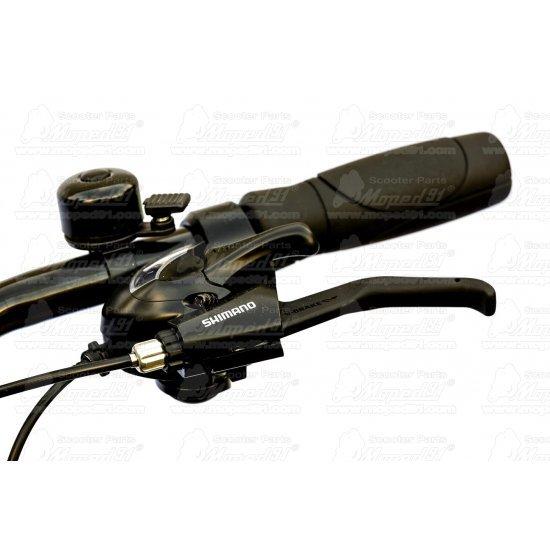 """LYNX Kerékpár 28""""  21 seb. 21"""" váz matt black- UV orange MAN BALTIC- Trekking  ( súly: 16,3 kg)"""