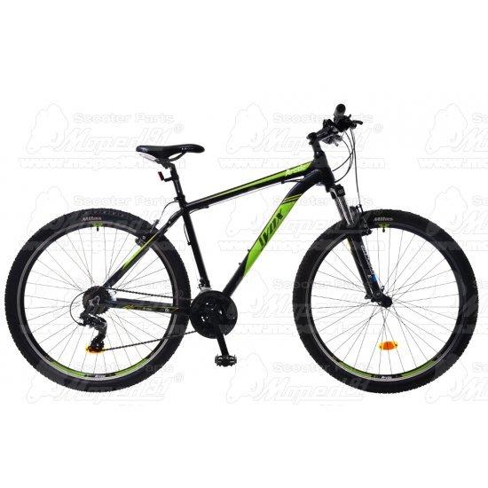 """LYNX Kerékpár 29""""  21 seb. 21"""" váz matt black- UV green MAN ARTIC- MTB   ( súly: 15,5 kg)"""
