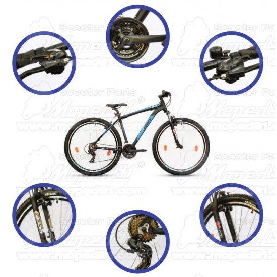 """LYNX Kerékpár 29""""  21 seb. 21"""" váz matt black- UV orange MAN ARTIC- MTB   ( súly: 15,5 kg)"""